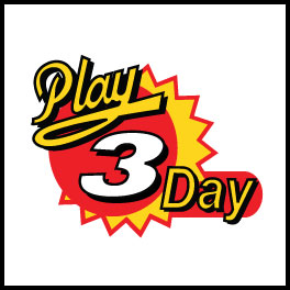 Play3 Day logo