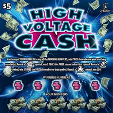 HIGH VOLTAGE CASH thumb nail
