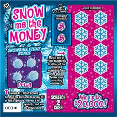 Snow Me The Money thumb nail